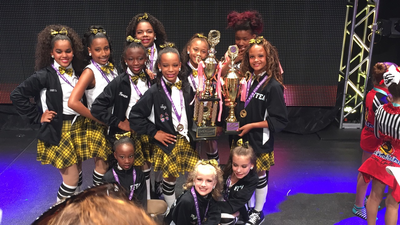 Showstoppers Competition Winners